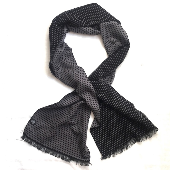 56b4b2497 Nordstrom Accessories | Nwt English Laundry Rack Scarf 100 Silk ...